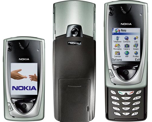 Nokia 7650 troj