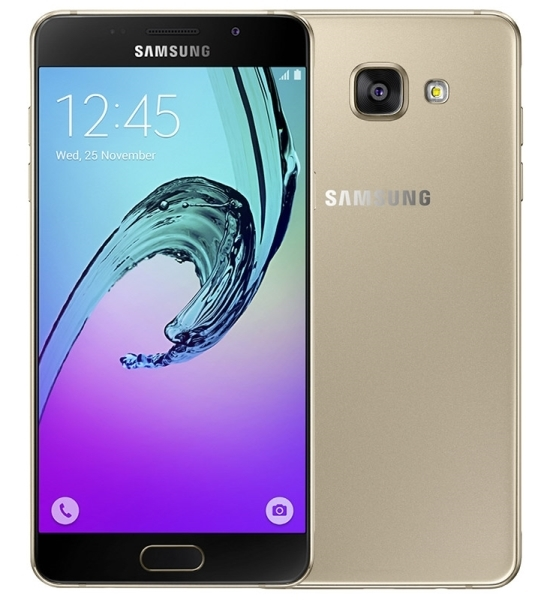 Samsung Galaxy A5 A510F gold