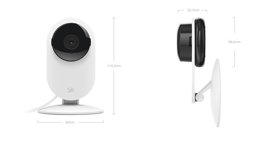 100-Original-Xiaomi-Smart-CCTV-Camera-Xiaoyi-Yi-Small-ants-Mini-720P-IP-wifi-wireless-webcam